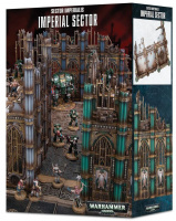 Warhammer 40000: Sector Imperialis: Imperial Sector (64-80)