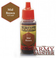 Краска The Army Painter: Mid Brown (WP1469)