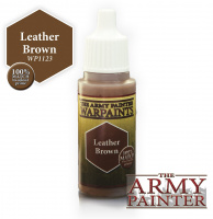 Краска The Army Painter: Leather Brown (WP1123)