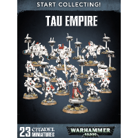 Набор Warhammer 40000: Start Collecting! Tau Empire (70-56)