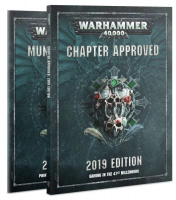 Warhammer 40000: Chapter Approved (40-07-60)