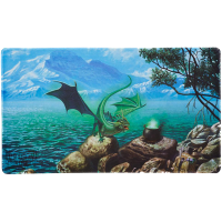 Игровое поле Dragon Shield Playmat Bayaga The Familiar (AT-21525)