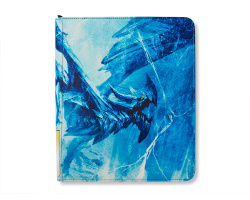 Папка-альбом Dragon Shield 9-Pocket Zipster Binder - Boreas (AT-38952)