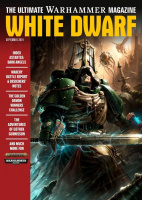Журнал White Dwarf September 2019 (WD09-60)