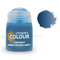 Краска для миниатюр Citadel Contrast Space Wolves Grey (18ML) (29-36)