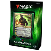 "MTG Commander 2018. ""Nature's Vengeance"""