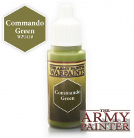 Краска The Army Painter: Commando Green (WP1410)