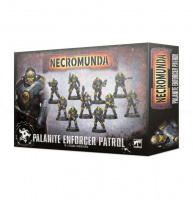 Necromunda Palanite Enforcer Patrol (300-45)