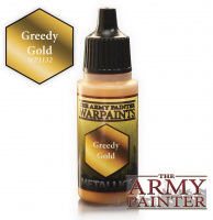 Краска The Army Painter: Greedy Gold (WP1132)