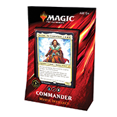 "MTG Commander 2019 ""Mystic Intellect"""
