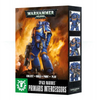 Warhammer 40000: Primaris Space Marine Intercessors (48-65)