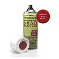Цветная грунтовка The Army Painter: Dragon Red (CP3018)