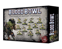 Набор Blood Bowl The Scarcrag Snivellers (200-27)
