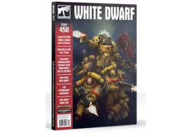 Журнал White Dwarf January 2020 (450) (WD01-60)