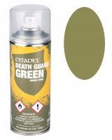 Спрей-грунтовка Citadel Death Guard Green Spray (62-32)