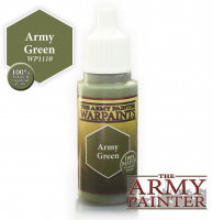 Краска The Army Painter: Army Green (WP1110)