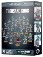 Warhammer 40000 Start Collecting! Thousand Sons (70-55)