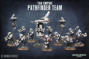 Tau Empire Pathfinder Team (56-09)