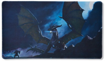 Игровое поле Dragon Shield Playmat Matte Jet (AT-21524)
