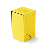 Коробочка для карт Dragon Shield Deckboxes Nest+ 100 Yellow-Black (AT-40211)