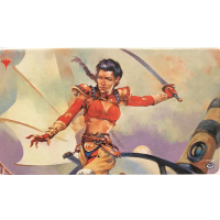 Игровое поле Legendary Collection Captain Sisay Playmat (86982)
