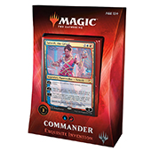"MTG Commander 2018. ""Exquisite Invention"""