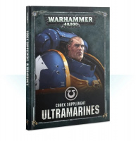 Warhammer 40000 Codex Supplement Ultramarines (рус) (17025)