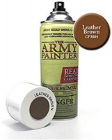Цветная грунтовка The Army Painter: Leather Brown (CP3004)