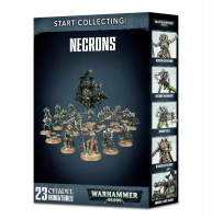Набор Warhammer 40000: Start Collecting! Necrons (70-49)