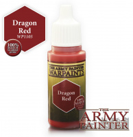 Краска The Army Painter: Dragon Red (WP1105)