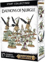 Warhammer 40.000. Start Collecting! Daemons of Nurgle (70-98)