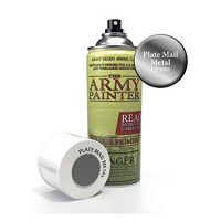 Цветная грунтовка The Army Painter: Plate Mail Metal (CP3008)