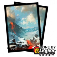 Протекторы Blackfire Double-Matte - Svetlin Velinov - Mountain (50 шт.) (MAT144)