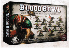 Blood Bowl: The Scavenblight Scramblers (200-11)