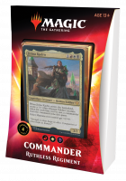"MTG Commander 2020 ""Ruthless Regiment"" (англ.)"