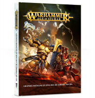 Warhammer Age Of Sigmar Book: Mighty Battles In An Age Of Unending War