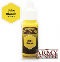 Краска The Army Painter: Babe Blonde (WP1403)
