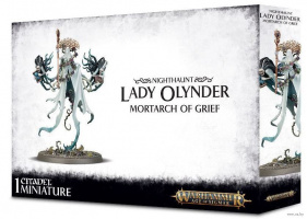 Age of Sigmar: Lady Olynder, Mortarch of Grief (91-25)
