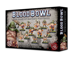 Blood Bowl: Nurgle's Rotters (200-57)
