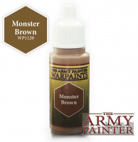 Краска The Army Painter: Monster Brown (WP1120)
