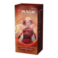 Challenger Decks 2020 Cavalcade Charge (англ.)
