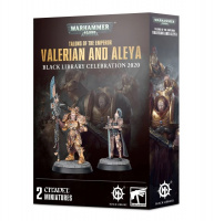 Набор Warhammer 40000 Talons of the Emperorvalerian and Aleya (BL-02)