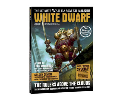 Журнал White Dwarf: April 2017