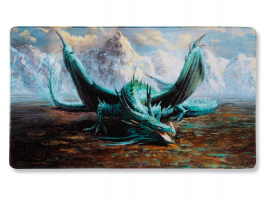 Игровое поле Dragon Shield Playmat Mint (Cor) (AT-20525)
