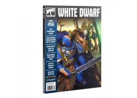 Журнал White Dwarf September 2020 (456) (WD09-60)