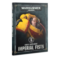 Warhammer 40000 Codex Imperial Fists (55-06)
