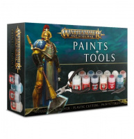 Warhammer Age of Sigmar: Paints + Tools (80-17-60)
