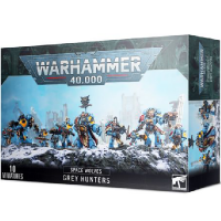 Warhammer 40K: Space Wolves Grey Hunters (53-06)