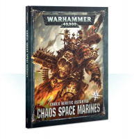Warhammer 40000 Codex Heretic Astartes Chaos Space Marines II
