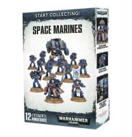 Набор Warhammer 40000: Start Collecting! Space Marines (70-48)